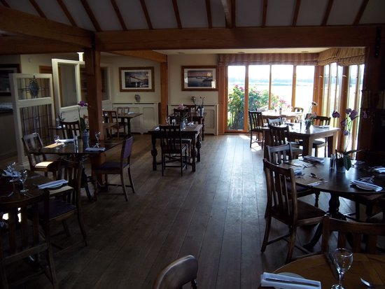 Briarfields Hotel: dining room