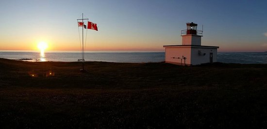 Brier Island Lodge : The View