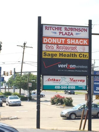 The Donut Shack