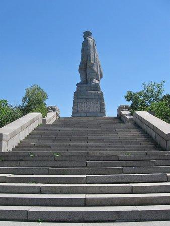 Alyosha Soviet Army Memorial : Monument voor de Russische Bevrijders