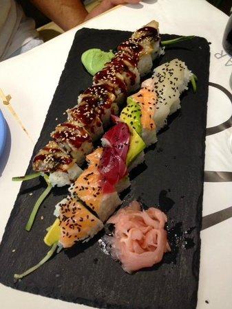Koi sushi bar tripadvisor for Koi sushi aix
