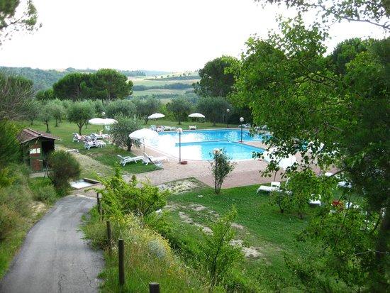 Hotel Panoramic: huzur dolu havuz alanı