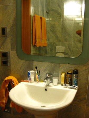 Hotel Panoramic: banyomuz2
