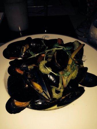 Citrus : Mussels