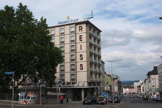 Golden Tulip Kassel Hotel Reiss: Hotel