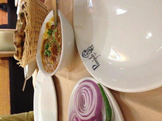 Punjab: Garlic Chicken