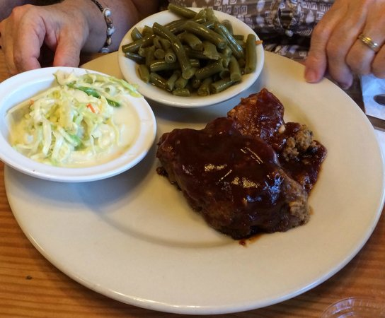 Bakers Kitchen: Meat Loaf with Western BBQ Sauce