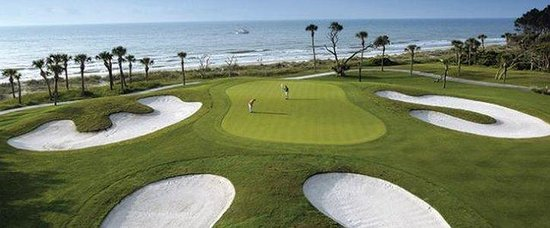 Candlewood Suites Bluffton-Hilton Head: Stunning Hilton Head Golf Courses