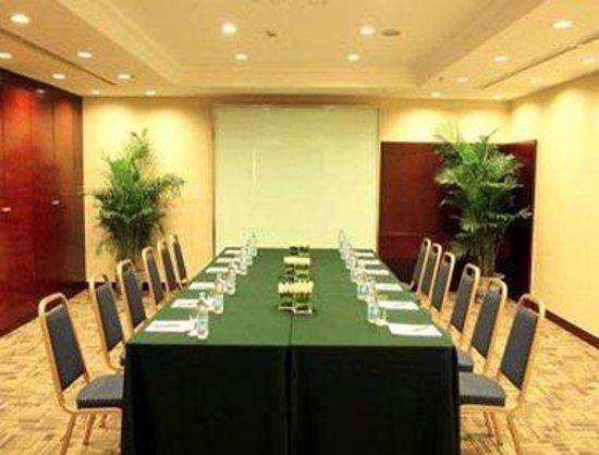 Quanji Beijing Dashanzi Qiao 798 Art Zone: VIP Room  Boardroom Setup