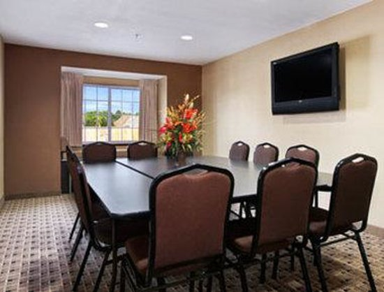 Microtel Inn & Suites by Wyndham Breaux Bridge: Meeting Room