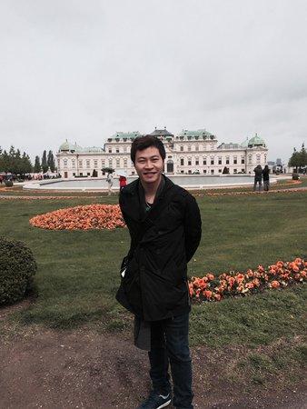 Schloss Belvedere: Belvedere Palace and museum