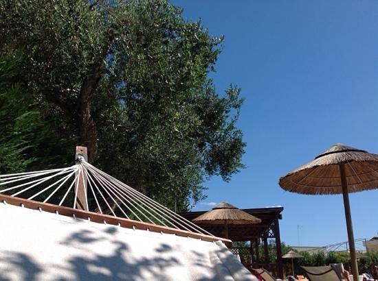Residence Bellaria : blue salentina sky