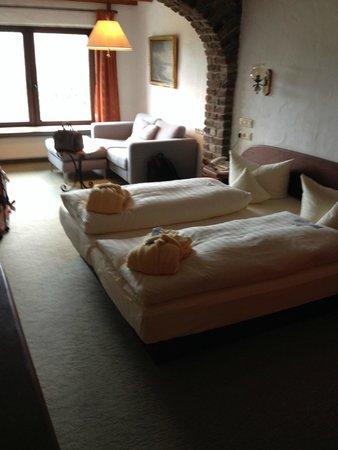 Hotel Land Gut Höhne: Comfort bedroom