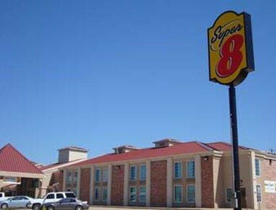 Welcome to the Super 8 Oklahoma City