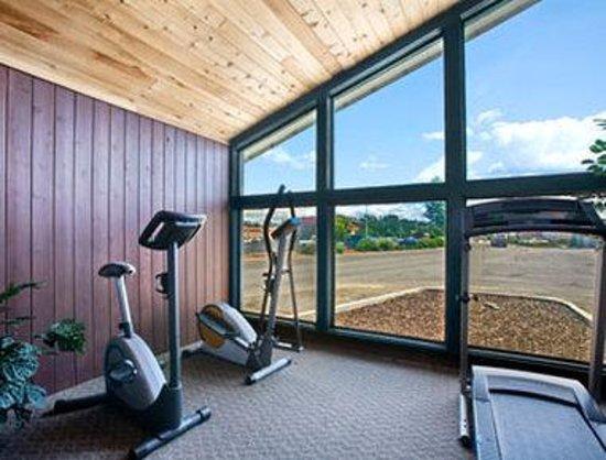 Days Inn Sandpoint: Fitness Center