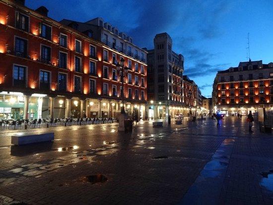 Plaza Mayor de Valladolid: Plaza Major
