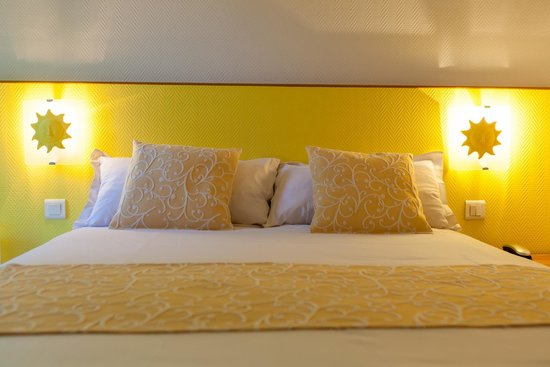 Hotel Cote Sud Leman: chambre double