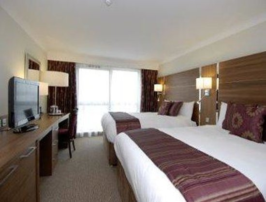 Ramada Plaza Southport: Two Twin Bed Room