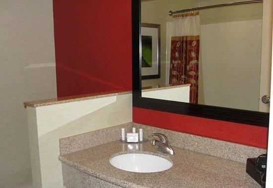 Courtyard by Marriott Norman: Guest Bathroom