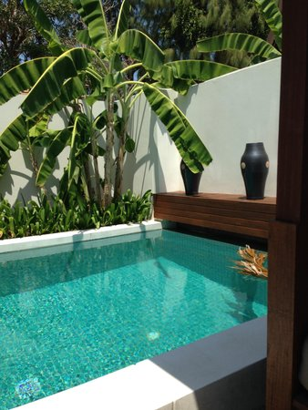 SALA Samui Choengmon Beach Resort: Our pool villa