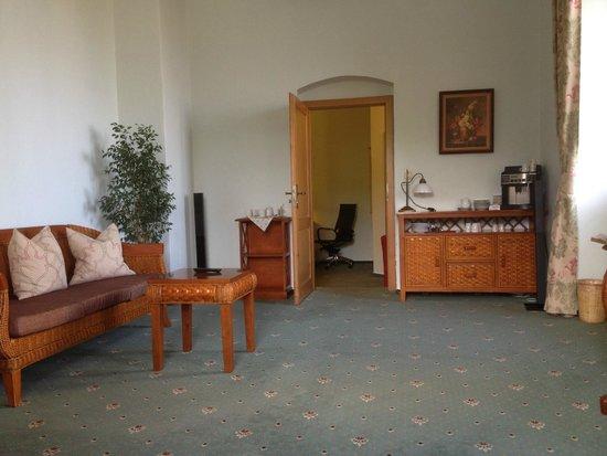 Questenberk: Кофейная комната