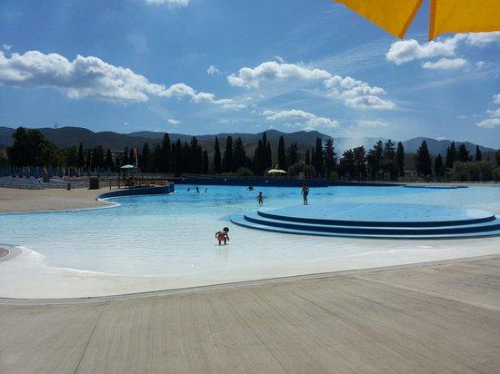 Diverland: Foto della piscina a onde