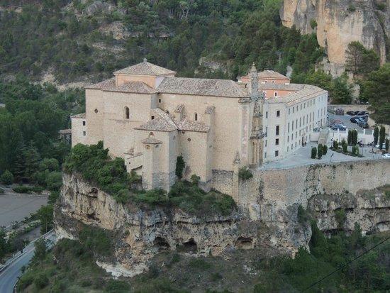 Habitación doble estándar. - Picture of Parador de Cuenca ...