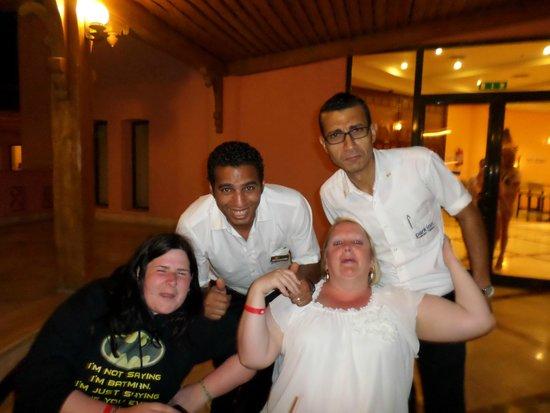 Park Inn by Radisson Sharm El Sheikh Resort: friends