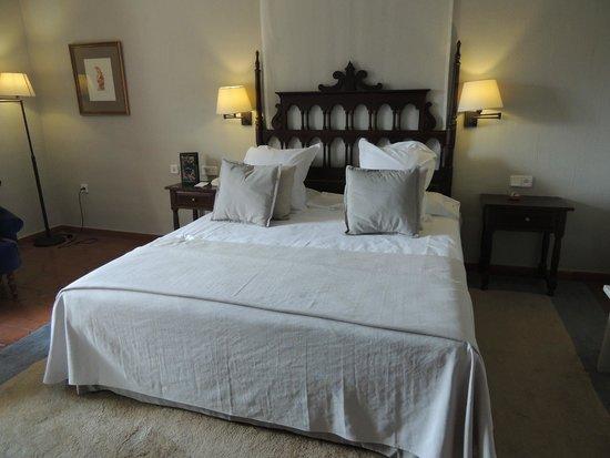Parador de Cuenca : Room