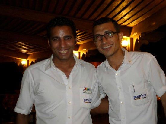 Park Inn by Radisson Sharm El Sheikh Resort: fantastic staff