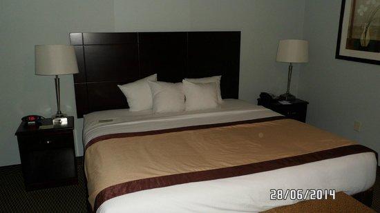 Baymont Inn & Suites Rapid City : Schlafzimmer