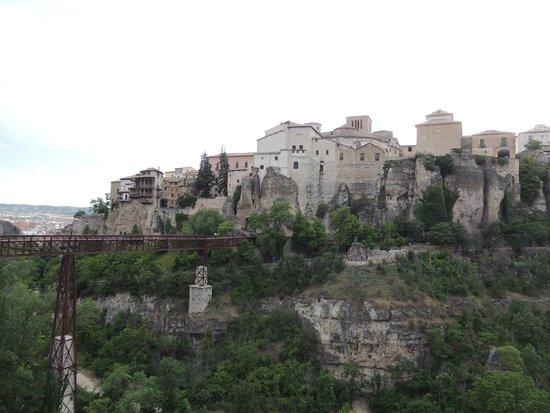 Parador de Cuenca : View from Room