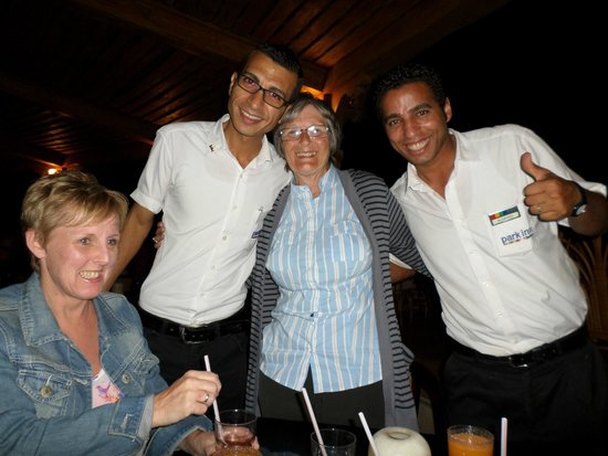 Park Inn by Radisson Sharm El Sheikh Resort: great staff