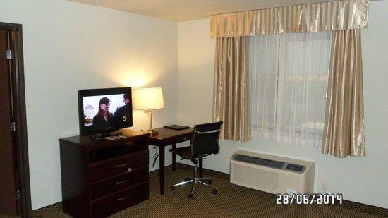Baymont Inn & Suites Rapid City : Wohnzimmer