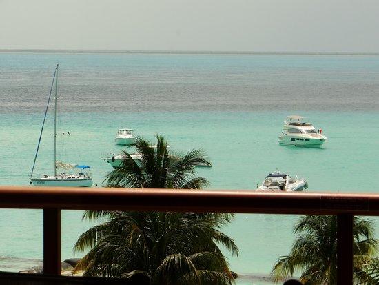 Ixchel Beach Hotel : Beautiful Beach!