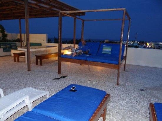 Ixchel Beach Hotel : Rooftop