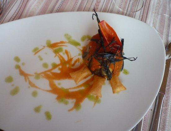 Ristorante Ratafia: sformatino di melanzane
