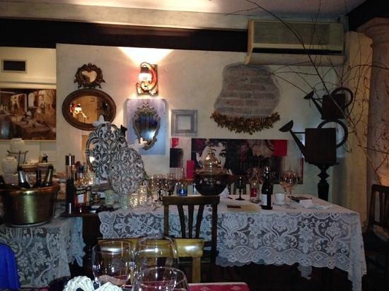 Hosteria Padovanino : una de los rincones
