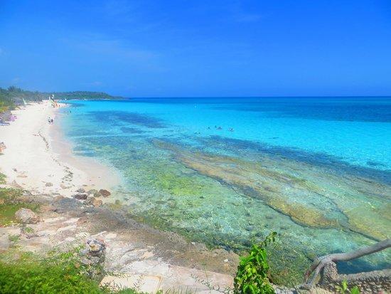 Paradisus Rio de Oro Resort & Spa: incredible beach