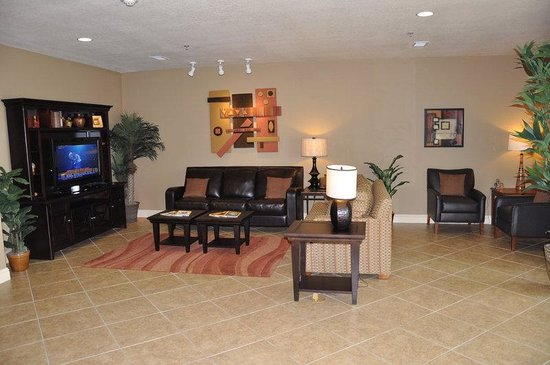 Candlewood Suites Springfield: Reception
