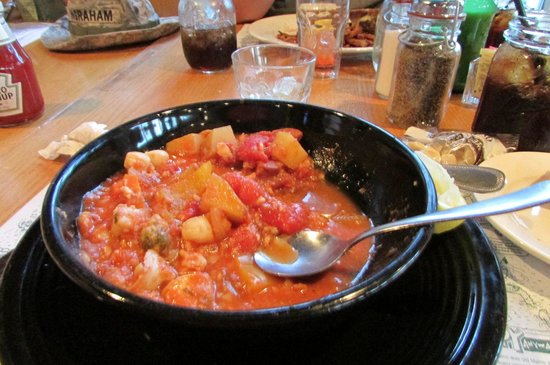 Cappy's Chowder House: Fish Soup