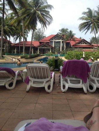 Dusit Thani Laguna Phuket: Poolside