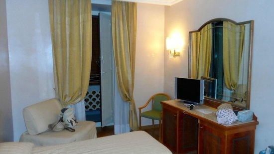 Hotel Regno: Twin room