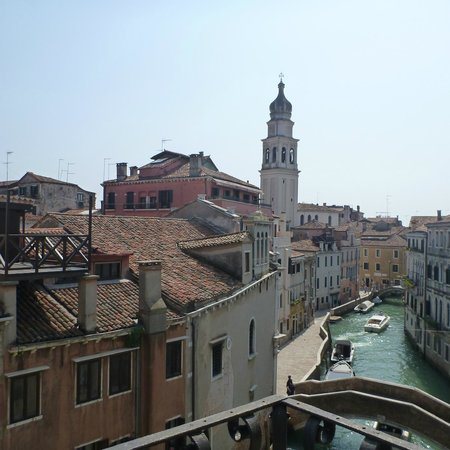 B&B San Marco : View from the balcony