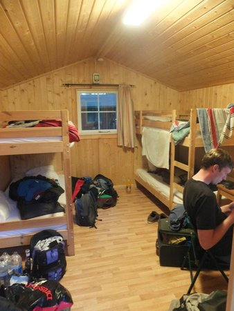 Bogstad Camp & Turistsenter: Inside of the cabin