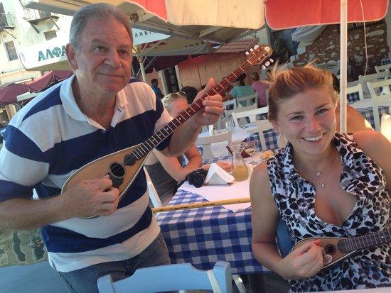 Taverna Knossos: Amazing!!!?