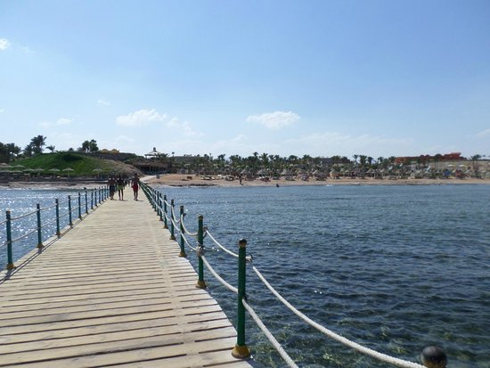Park Inn by Radisson Sharm El Sheikh Resort: jetty