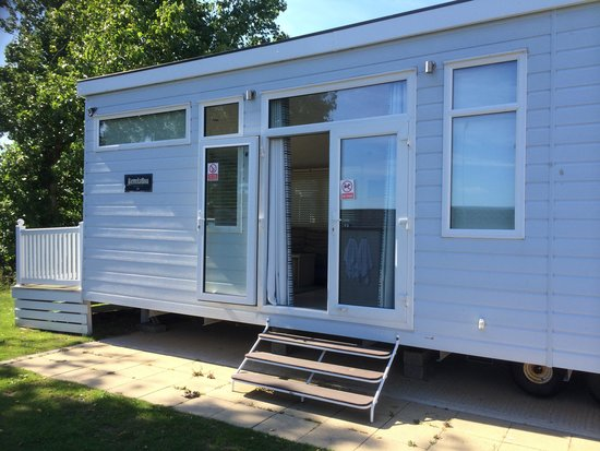 Combe Haven Holiday Park - Haven: Our caravan