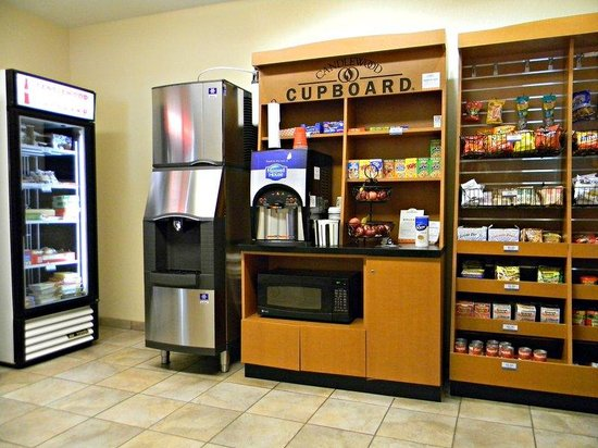 Candlewood Suites Lexington: Need something but don't want to leave?Try our Candlewood Cupboard