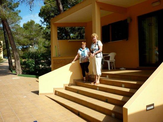 Ses Eufabietes: Notre bungalow